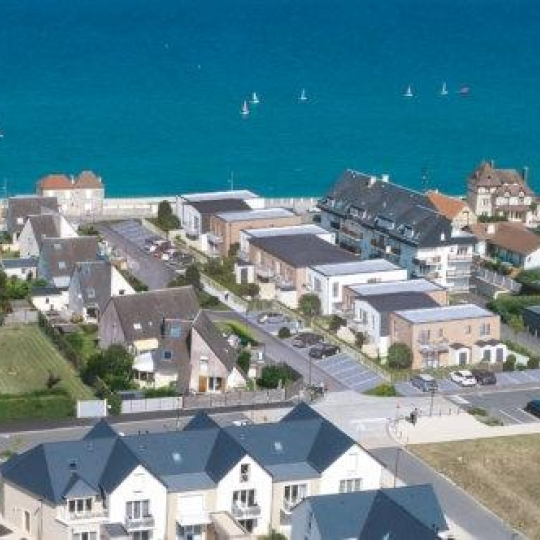 STEPHANE BLOT TRANSACTION : Appartement | LANGRUNE-SUR-MER (14830) | 47.00m2 | 164 000 €