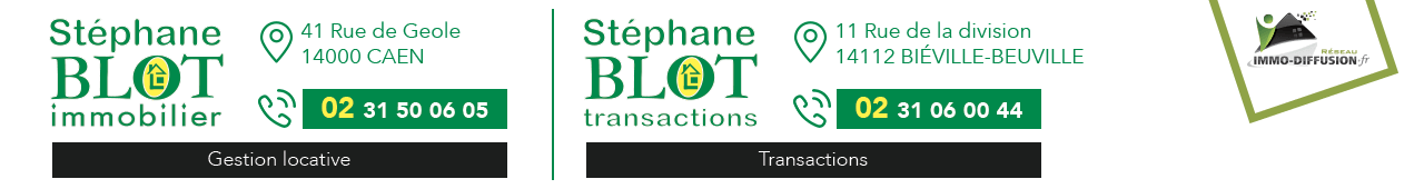 STEPHANE BLOT TRANSACTION